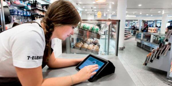 7-eleven digital læring træning til ansatte