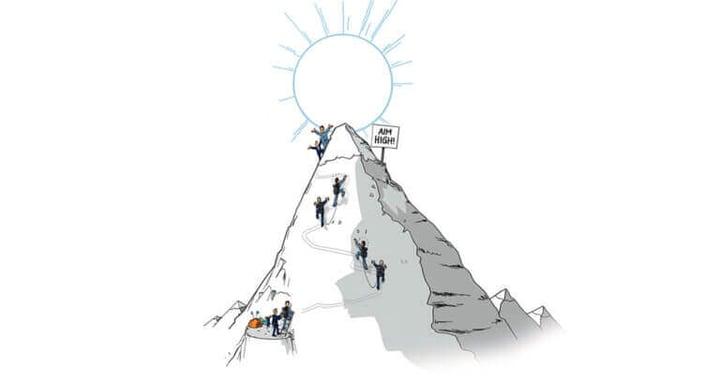 danske bank digital læring learningbanknder_danske-bank_game-mountain