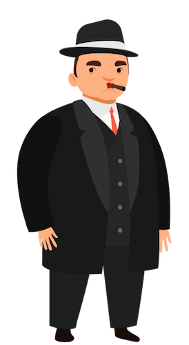 Character Anti-Money Laundering Learning Game