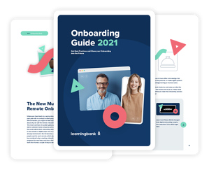 The New Onboarding Guide cover