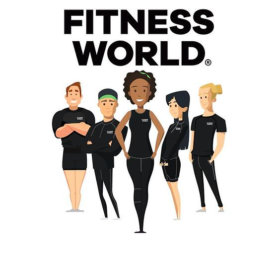 Fitness World learning