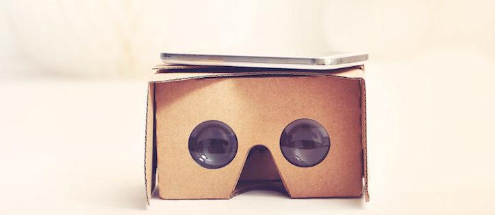virtual reality i virksomheder